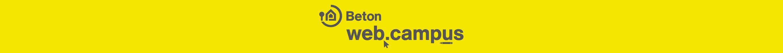 Beton web.campus
